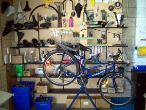 Bikes are fully tuned, inspected, repaired and road tested before they are sold
