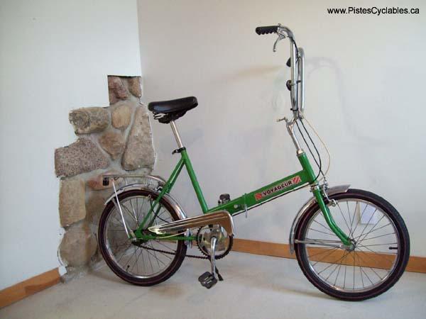 v lo pliant leader voyageur folding bike. Black Bedroom Furniture Sets. Home Design Ideas